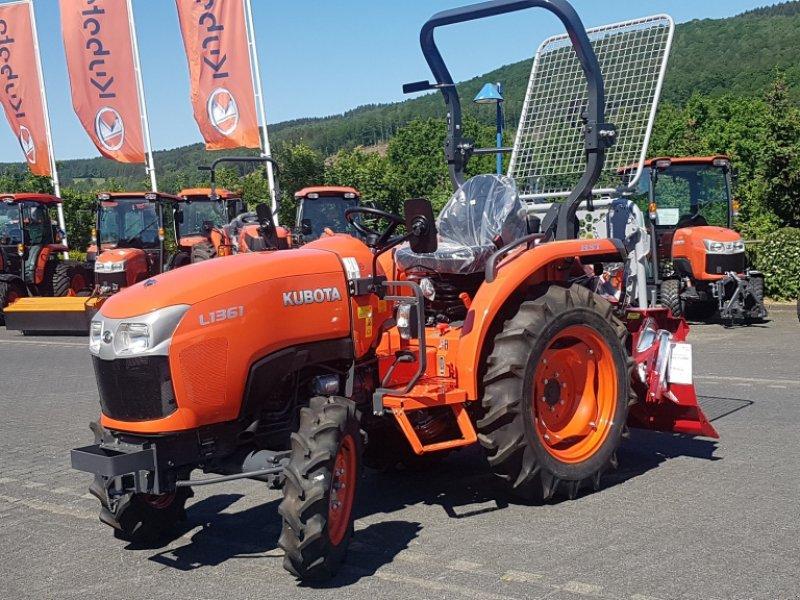 Traktor des Typs Kubota L1361 Hydrostat, Neumaschine in Olpe (Bild 3)