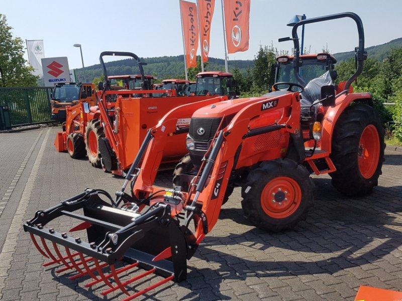 Traktor des Typs Kubota L1421 Hydrostat -Frontlader, Neumaschine in Olpe (Bild 1)