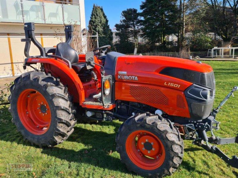 Traktor a típus Kubota L1501 HDW EC, Gebrauchtmaschine ekkor: Groß-Umstadt (Kép 1)