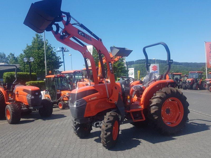 Traktor des Typs Kubota L1501 incl Frontlader, Neumaschine in Olpe (Bild 5)
