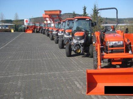 Traktor des Typs Kubota L1501 incl Frontlader, Neumaschine in Olpe (Bild 7)