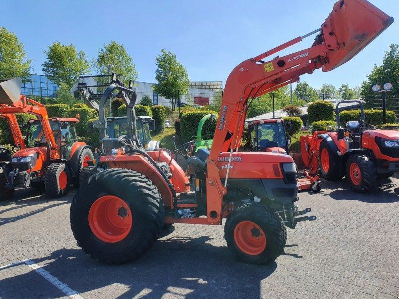 Traktor des Typs Kubota L4100 HST Frontlader, Gebrauchtmaschine in Olpe (Bild 5)