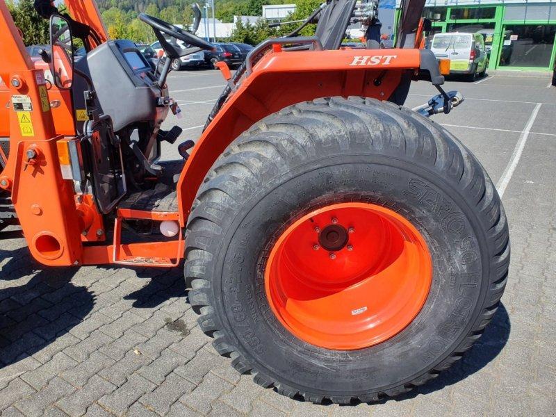 Traktor des Typs Kubota L4100 HST Frontlader, Gebrauchtmaschine in Olpe (Bild 7)
