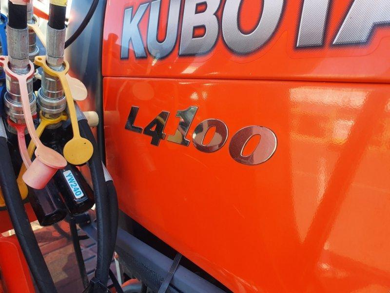 Traktor des Typs Kubota L4100 HST Frontlader, Gebrauchtmaschine in Olpe (Bild 9)