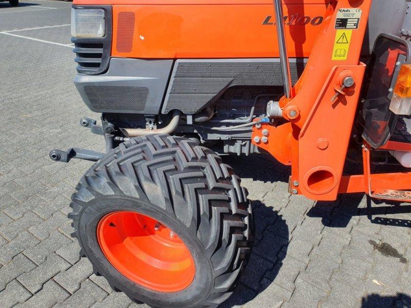 Traktor des Typs Kubota L4100 HST Frontlader, Gebrauchtmaschine in Olpe (Bild 10)