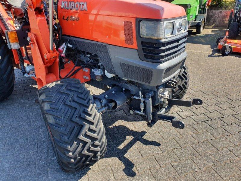 Traktor des Typs Kubota L4100 HST Frontlader, Gebrauchtmaschine in Olpe (Bild 11)