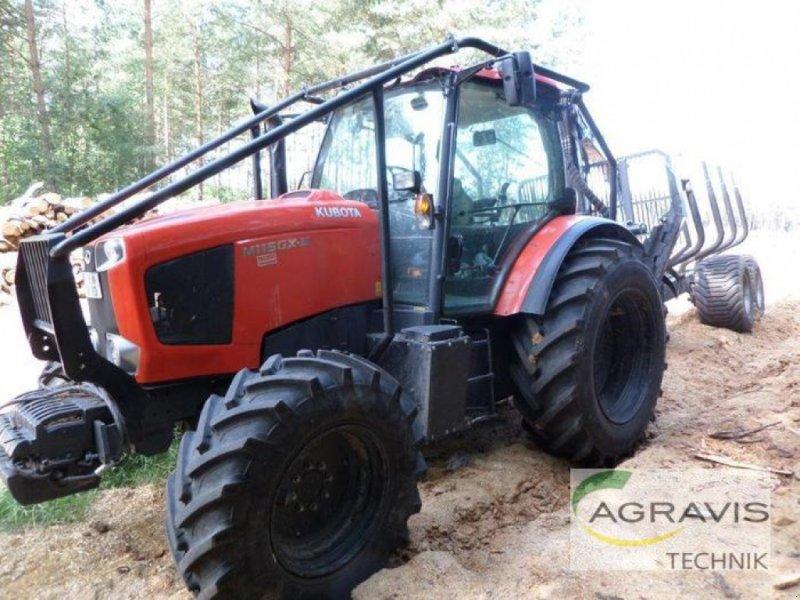 Traktor des Typs Kubota M 115 GX-III, Gebrauchtmaschine in Uelzen (Bild 1)