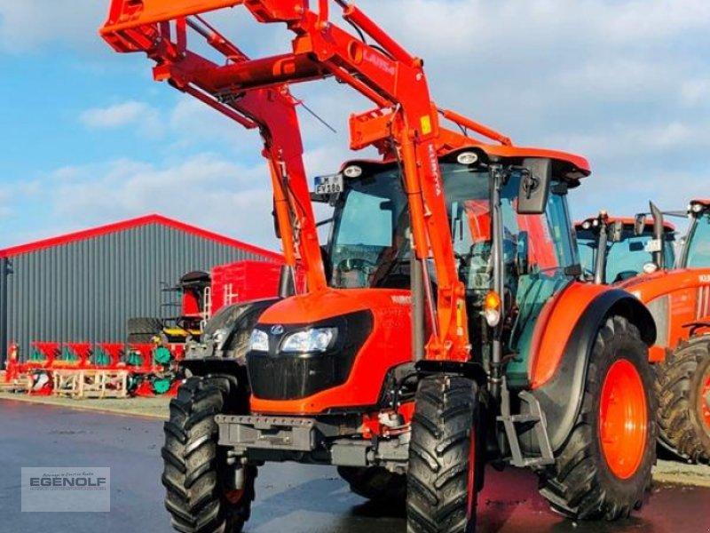 Traktor des Typs Kubota M 4072 Miete möglich ab 12,90 / Betriebsstunde, Vorführmaschine in Beselich-Obertiefenbach (Bild 1)