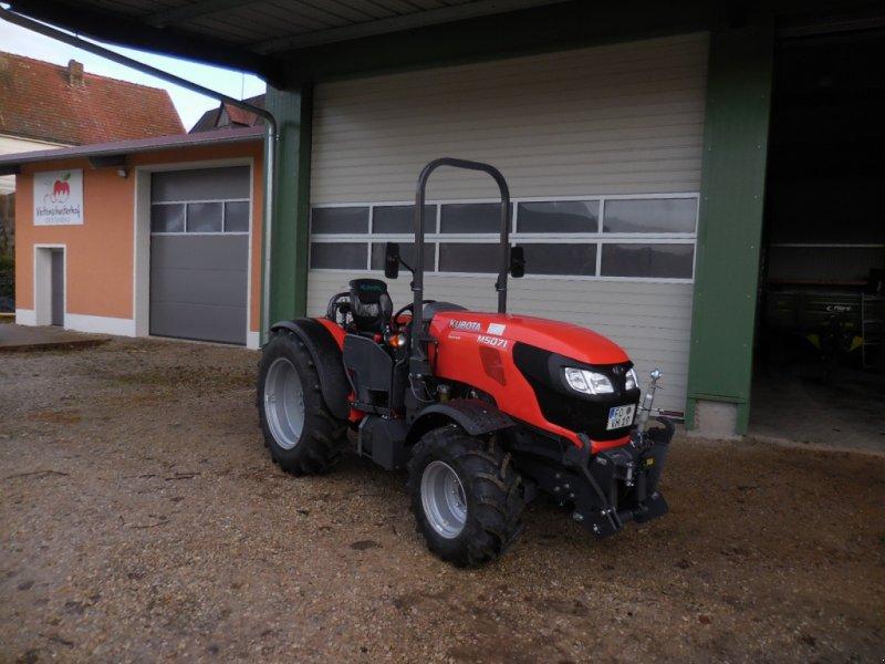 Traktor des Typs Kubota M 5071 Narrow Rops, Gebrauchtmaschine in Waischenfeld (Bild 1)
