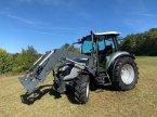 Traktor des Typs Kubota M 6060 CAB Frontlader v Olpe