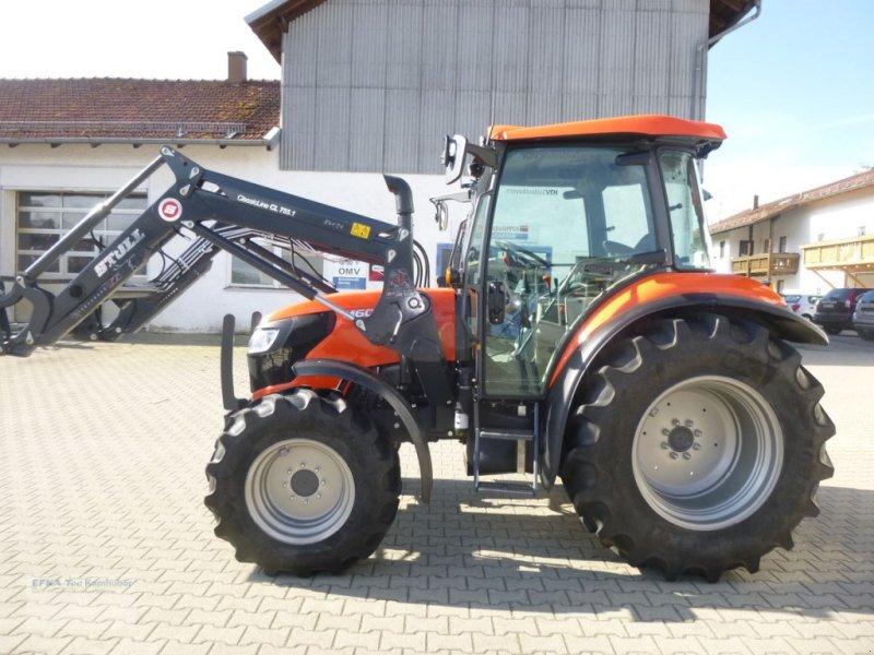Traktor a típus Kubota M 6060 DTH, Gebrauchtmaschine ekkor: Erlbach (Kép 1)