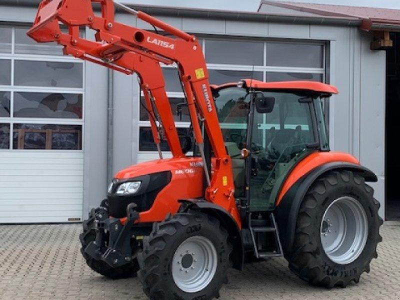 Traktor des Typs Kubota M 6060 mit Frontlader LA1154, Gebrauchtmaschine in Weißenburg (Bild 2)