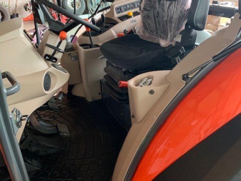Traktor des Typs Kubota M 6060 mit Frontlader LA1154, Gebrauchtmaschine in Weißenburg (Bild 5)