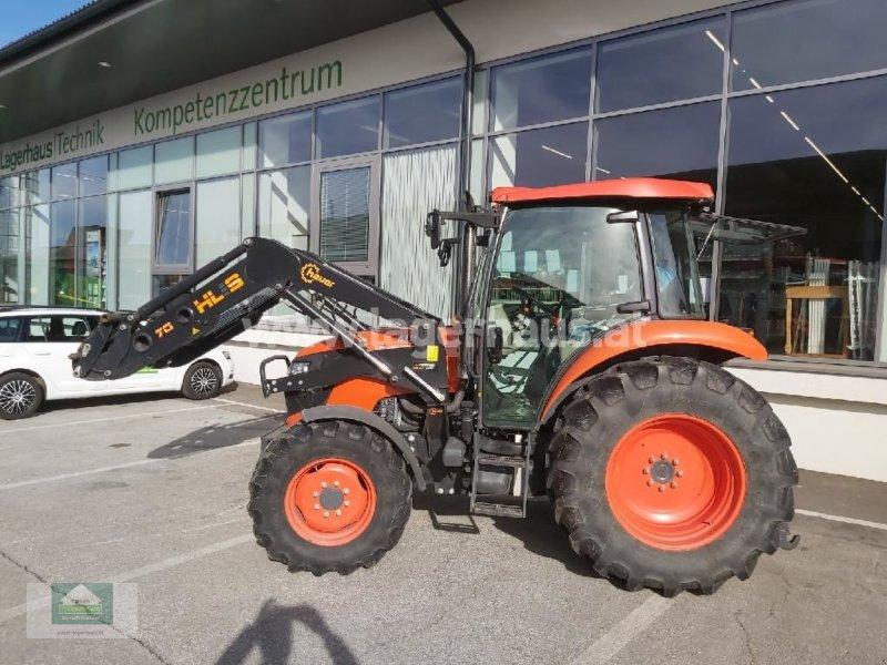 Traktor des Typs Kubota M 6060, Gebrauchtmaschine in Klagenfurt (Bild 1)