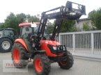 Traktor des Typs Kubota M 7040 mit Frontlader in Mainburg/Wambach
