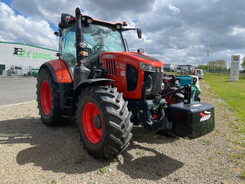 Traktor des Typs Kubota M 7151 Premium KVT, Gebrauchtmaschine in SAINT JAMES (Bild 1)