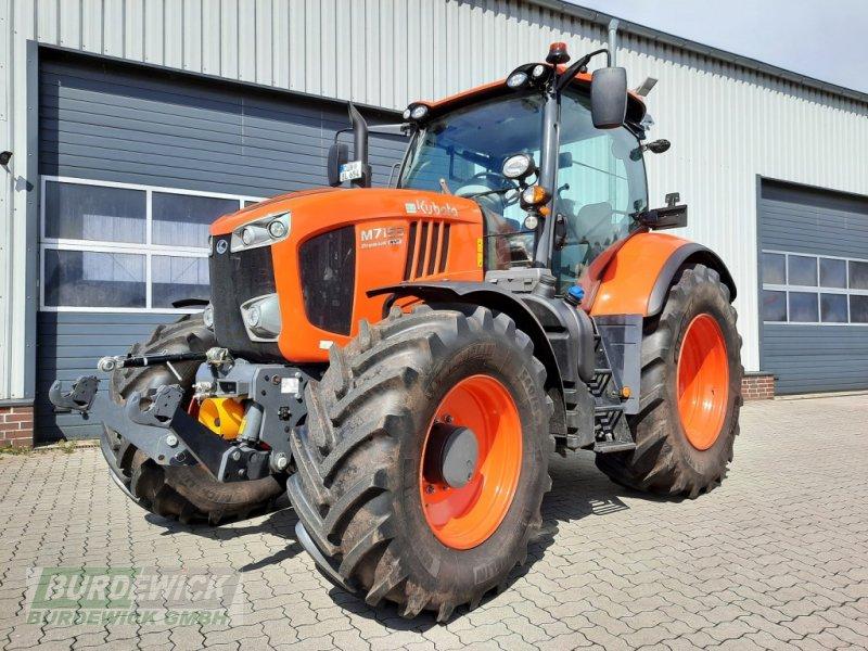 Traktor des Typs Kubota M 7153 Premium KVT *Vorführer*, Gebrauchtmaschine in Lamstedt (Bild 1)