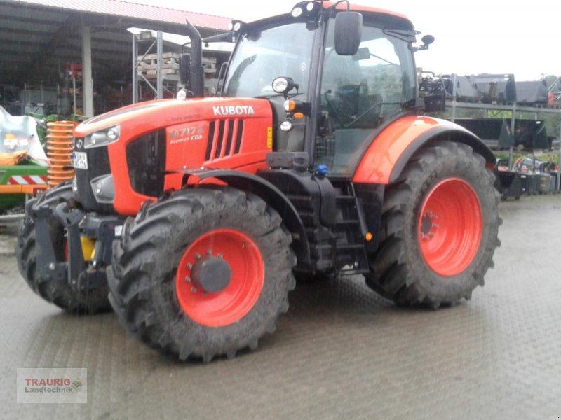 Traktor des Typs Kubota M 7172 KTV, Gebrauchtmaschine in Mainburg/Wambach (Bild 1)
