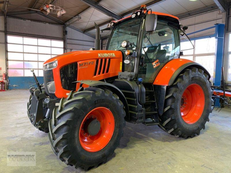 Traktor des Typs Kubota M 7172 Premium, Neumaschine in Steinach (Bild 1)