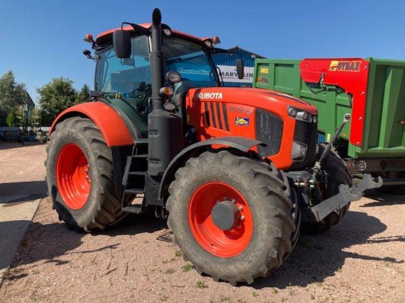 Traktor des Typs Kubota M 7172, Gebrauchtmaschine in JOZE (Bild 1)