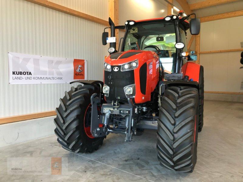 Traktor of the type Kubota M 7173 KVT Premium DL FZW FKH LED 60 Mon. 0,0%, Neumaschine in Biessenhofen (Picture 2)