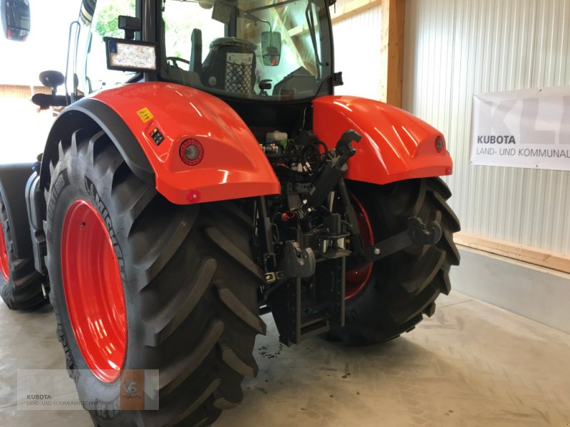 Traktor of the type Kubota M 7173 KVT Premium DL FZW FKH LED 60 Mon. 0,0%, Neumaschine in Biessenhofen (Picture 4)