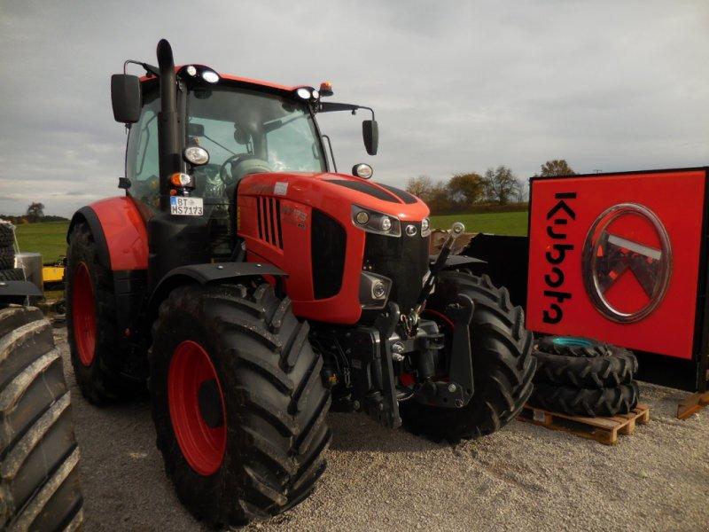 Traktor des Typs Kubota M 7173 Premium KVT, Gebrauchtmaschine in Waischenfeld (Bild 1)