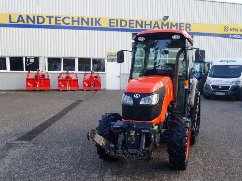 Traktor des Typs Kubota M 8540, Gebrauchtmaschine in Burgkirchen (Bild 1)