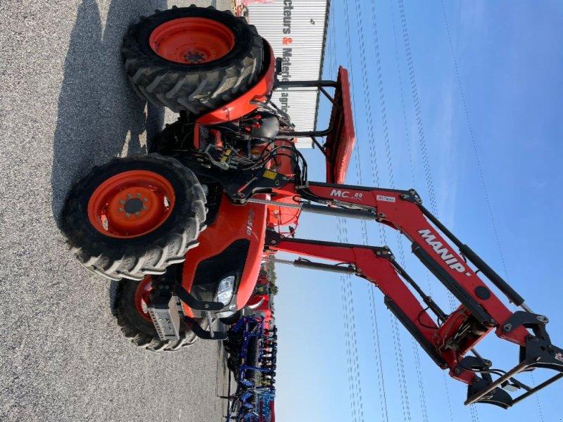 Traktor des Typs Kubota M 8540, Gebrauchtmaschine in TRIE SUR BAIS (Bild 1)