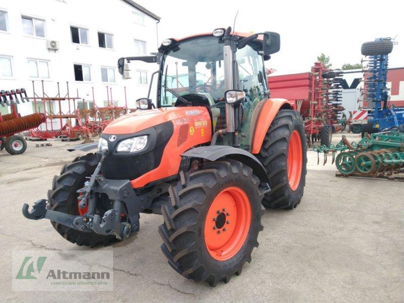 Traktor des Typs Kubota M 9960 DTH, Gebrauchtmaschine in Wiener Neustadt (Bild 1)