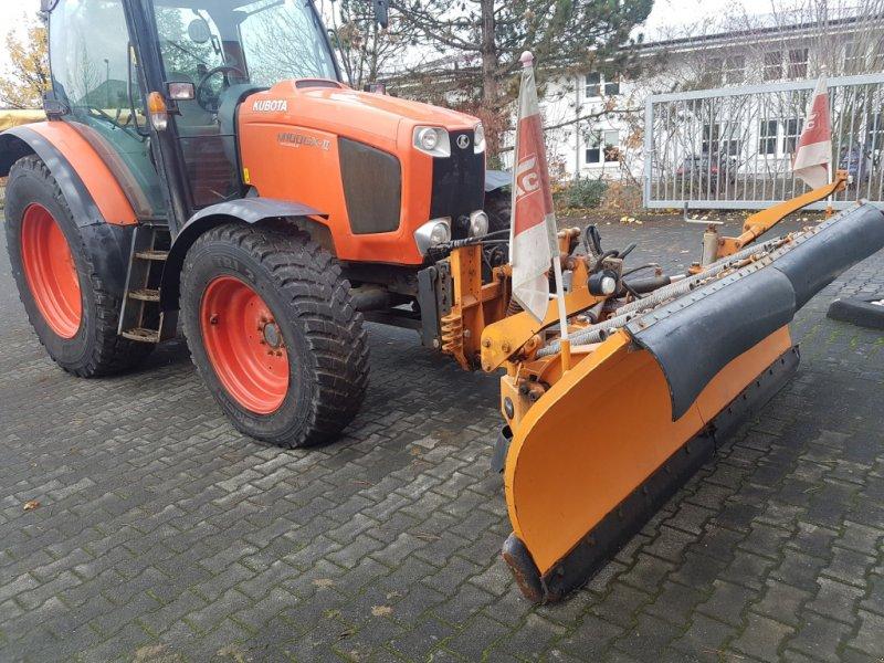 """Traktor des Typs Kubota M100 GX-II """"Winterdienstpaket"""", Gebrauchtmaschine in Olpe (Bild 1)"""