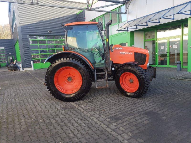Traktor des Typs Kubota M100GX-II, Gebrauchtmaschine in Olpe (Bild 1)