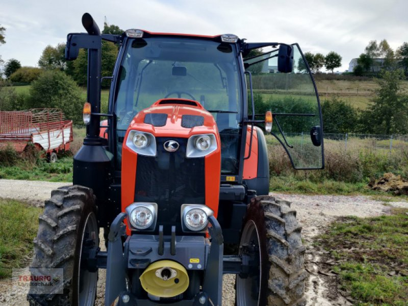 Traktor des Typs Kubota M135 GX-S, Gebrauchtmaschine in Mainburg/Wambach (Bild 1)