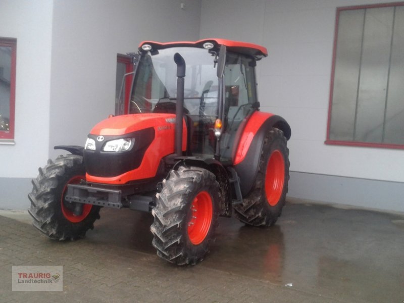 Traktor des Typs Kubota M4062, Neumaschine in Mainburg/Wambach (Bild 1)