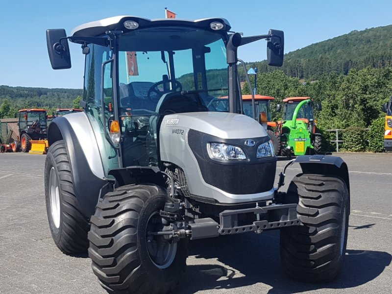 Traktor des Typs Kubota M4063 CAB ab 0,0%, Neumaschine in Olpe (Bild 4)