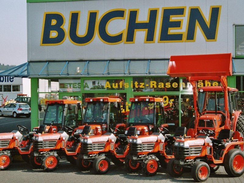 Traktor des Typs Kubota M4063 ROPS, Neumaschine in Olpe (Bild 11)