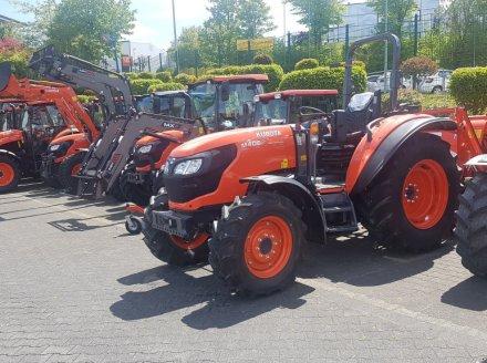 Traktor des Typs Kubota M4063 ROPS, Neumaschine in Olpe (Bild 8)