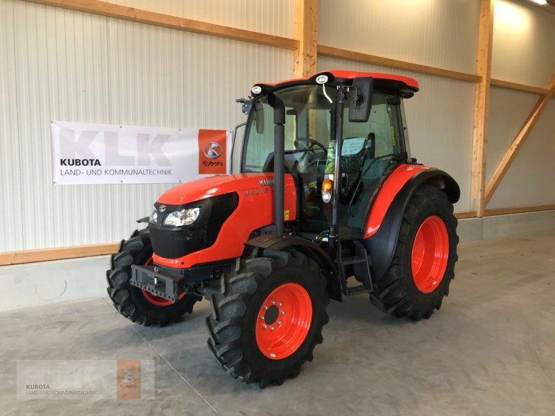 Traktor типа Kubota M4072 36x36 Klima Wendeschaltung 60 Mon. 0,0%, Neumaschine в Biessenhofen (Фотография 1)
