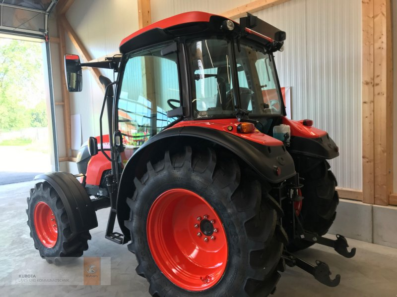 Traktor типа Kubota M4072 36x36 Klima Wendeschaltung 60 Mon. 0,0%, Neumaschine в Biessenhofen (Фотография 4)