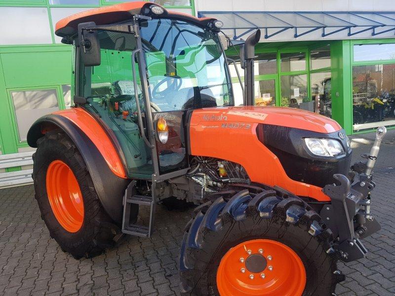 Traktor des Typs Kubota M4073 CAB 36x36, Neumaschine in Olpe (Bild 1)