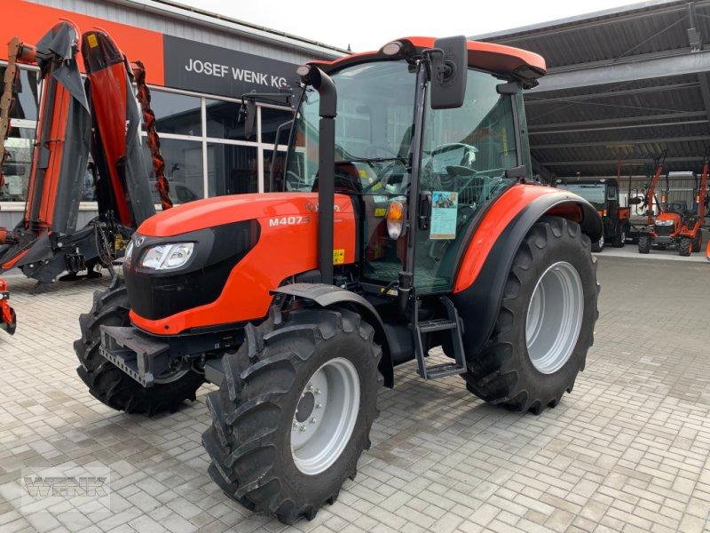 Traktor des Typs Kubota M4073 CAB, Neumaschine in Steinach (Bild 1)