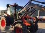 Traktor des Typs Kubota M6040 in Reisbach