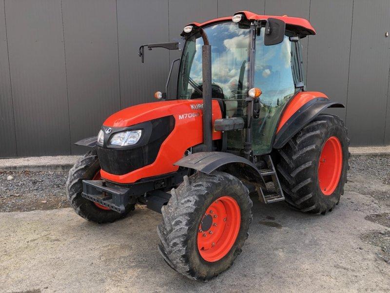 Traktor tip Kubota M7060 DTHQ, Gebrauchtmaschine in SAINT JAMES (Poză 1)