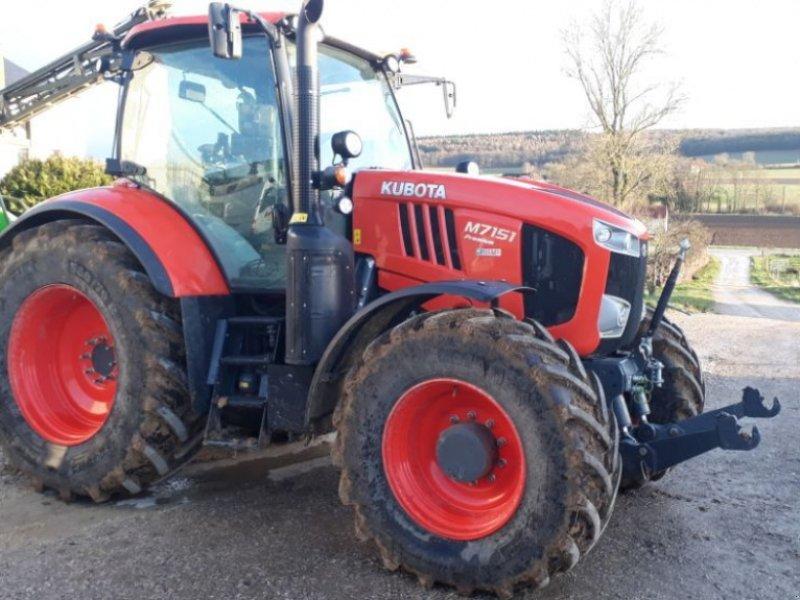 Traktor des Typs Kubota M7151, Gebrauchtmaschine in CHAUMONT (Bild 1)