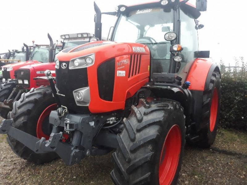 Traktor a típus Kubota M7151, Gebrauchtmaschine ekkor: MANINGHEM (Kép 1)