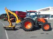 Traktor типа Kubota M9540, Gebrauchtmaschine в ANTIGNY