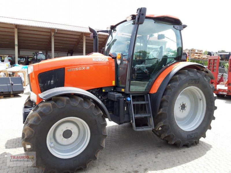 Traktor des Typs Kubota MGX 115 III, Gebrauchtmaschine in Mainburg/Wambach (Bild 2)