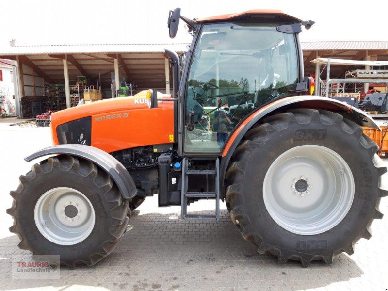 Traktor des Typs Kubota MGX 115 III, Gebrauchtmaschine in Mainburg/Wambach (Bild 3)