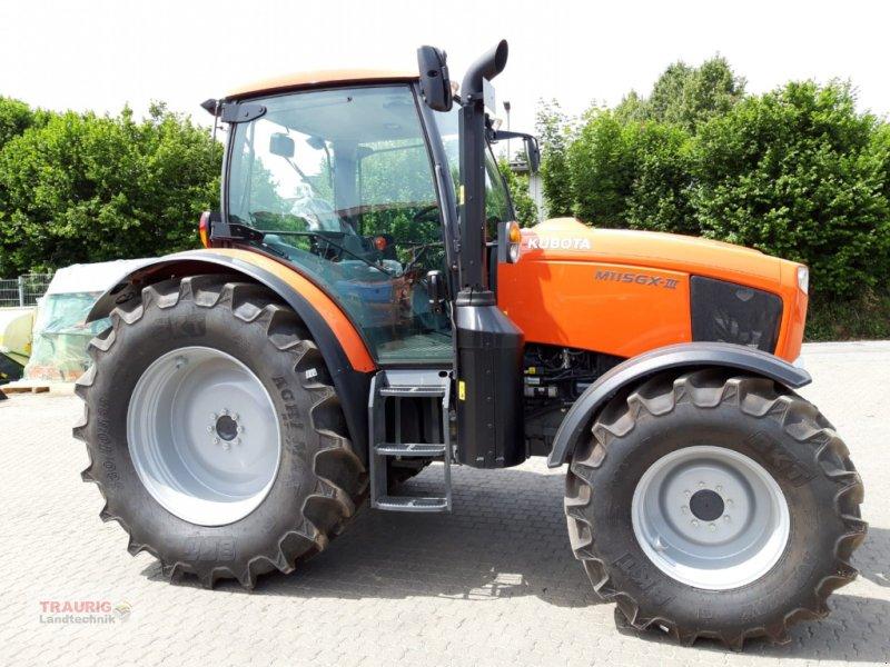 Traktor des Typs Kubota MGX 115 III, Gebrauchtmaschine in Mainburg/Wambach (Bild 5)