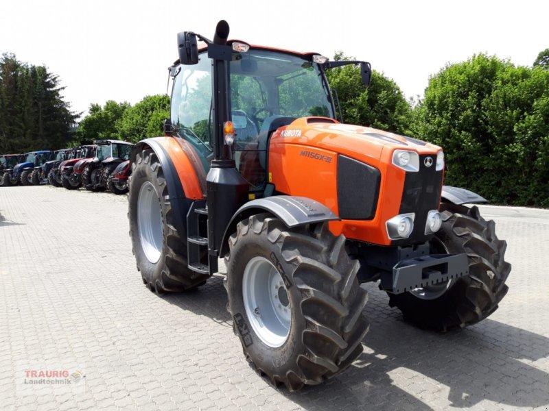 Traktor des Typs Kubota MGX 115 III, Gebrauchtmaschine in Mainburg/Wambach (Bild 8)